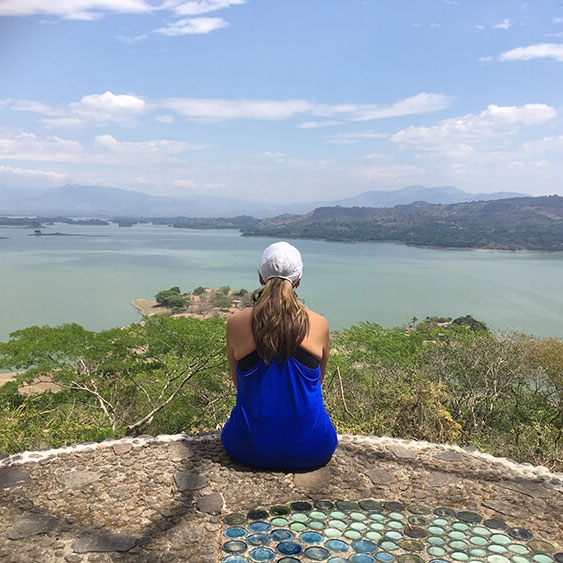 Women's Retreat in Suchitoto, El Salvador